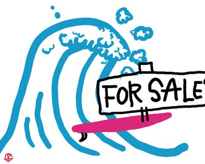 HOSSEGOR SURF SALE EASTER WEEKEND